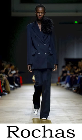Rochas Fall Winter 2018 2019 Womens 8
