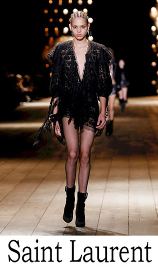 Saint Laurent Fall Winter 2018 2019 Womens 2