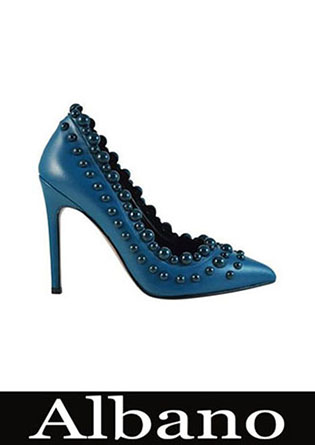 Shoes Albano 2018 2019 Women's New Arrivals Winter 10