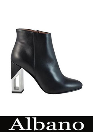 Shoes Albano 2018 2019 Women's New Arrivals Winter 35