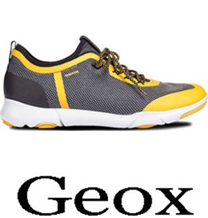 Shoes Geox 2018 2019 Men's New Arrivals Fall Winter 19