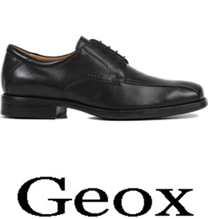 Shoes Geox 2018 2019 Men's New Arrivals Fall Winter 2