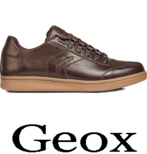 Shoes Geox 2018 2019 Men's New Arrivals Fall Winter 20