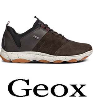 Shoes Geox 2018 2019 Men's New Arrivals Fall Winter 21