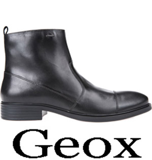 Shoes Geox 2018 2019 Men's New Arrivals Fall Winter 34