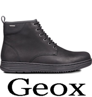Shoes Geox 2018 2019 Men's New Arrivals Fall Winter 35