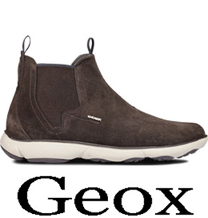 Shoes Geox 2018 2019 Men's New Arrivals Fall Winter 36