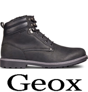 Shoes Geox 2018 2019 Men's New Arrivals Fall Winter 37