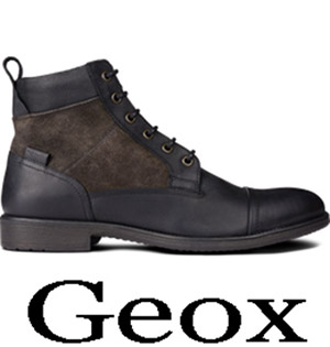 Shoes Geox 2018 2019 Men's New Arrivals Fall Winter 38