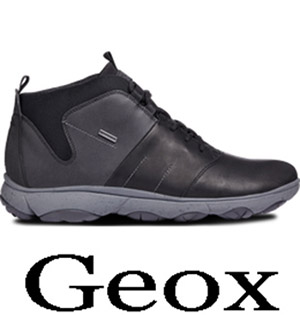 Shoes Geox 2018 2019 Men's New Arrivals Fall Winter 39