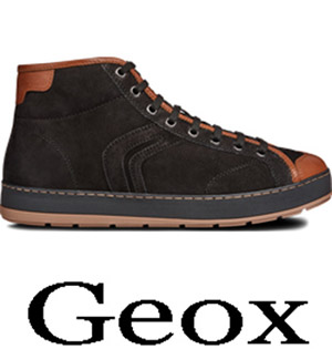 Shoes Geox 2018 2019 Men's New Arrivals Fall Winter 41