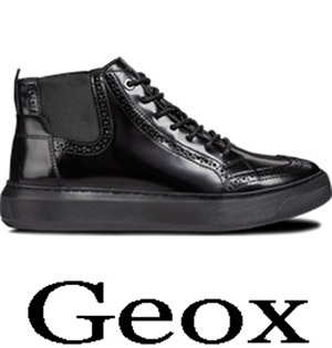 Shoes Geox 2018 2019 Men's New Arrivals Fall Winter 42