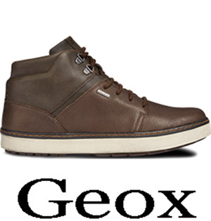 Shoes Geox 2018 2019 Men's New Arrivals Fall Winter 43