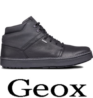 Shoes Geox 2018 2019 Men's New Arrivals Fall Winter 44