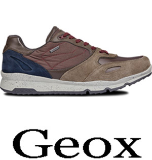 Shoes Geox 2018 2019 Men's New Arrivals Fall Winter 5