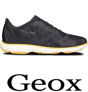Shoes Geox 2018 2019 Men's New Arrivals Fall Winter 9