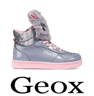 Shoes Geox Girl 2018 2019 New Arrivals Fall Winter 20