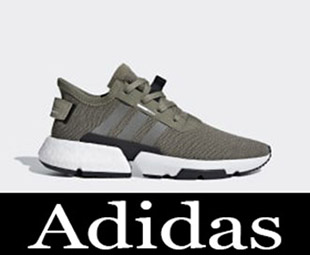 Sneakers Adidas 2018 2019 Men's New Arrivals Winter 38