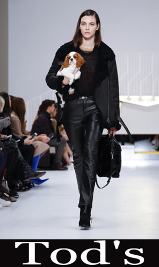 Tod's Fall Winter 2018 2019 Womens 1