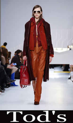 Tod's Fall Winter 2018 2019 Womens 6
