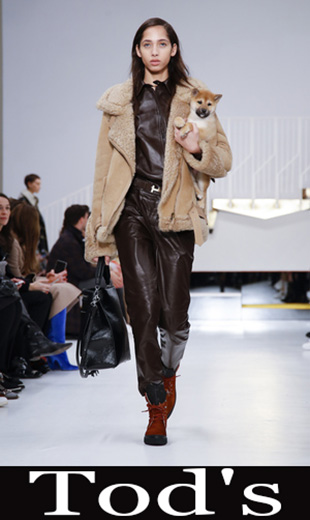 Tod's Fall Winter 2018 2019 Womens 8