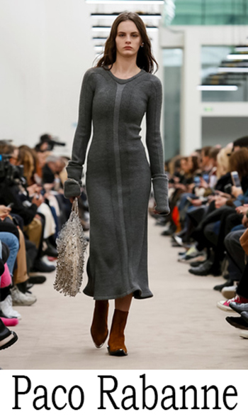 Women's Clothing Paco Rabanne Fall Winter 2018 2019 1