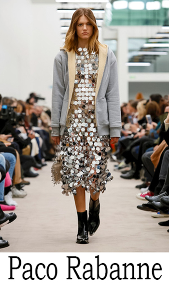 Women's Clothing Paco Rabanne Fall Winter 2018 2019 4
