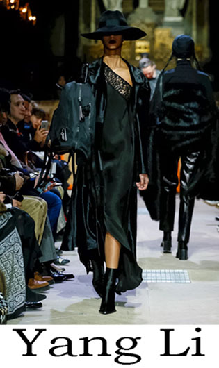 Yang Li Fall Winter 2018 2019 Womens 11