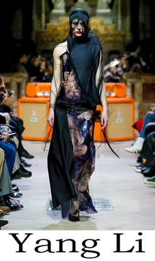 Yang Li Fall Winter 2018 2019 Womens 16