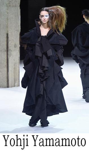 Yohji Yamamoto Fall Winter 2018 2019 Womens 1