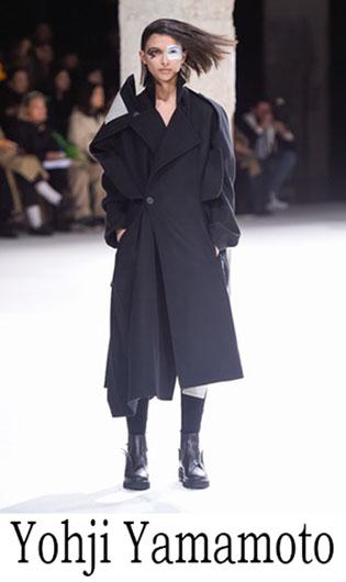 Yohji Yamamoto Fall Winter 2018 2019 Womens 5