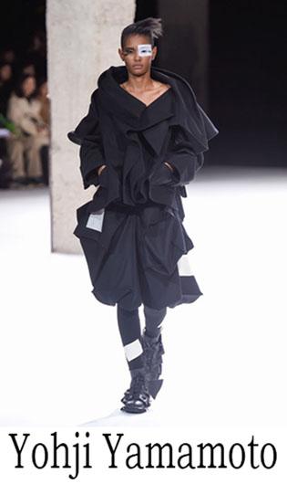 Yohji Yamamoto Fall Winter 2018 2019 Womens 6