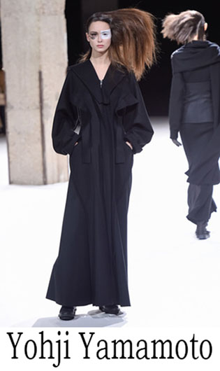 Yohji Yamamoto Fall Winter 2018 2019 Womens 8
