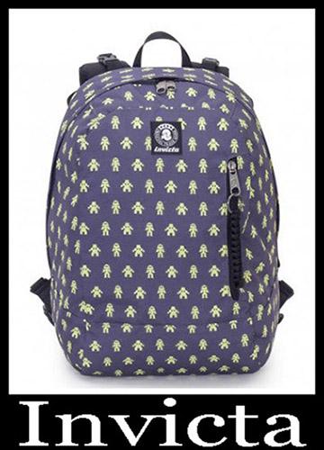 Backpacks Invicta 2018 2019 Student Boys New Arrivals 3