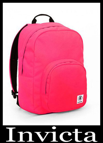 Backpacks Invicta 2018 2019 Student Girls New Arrivals 17