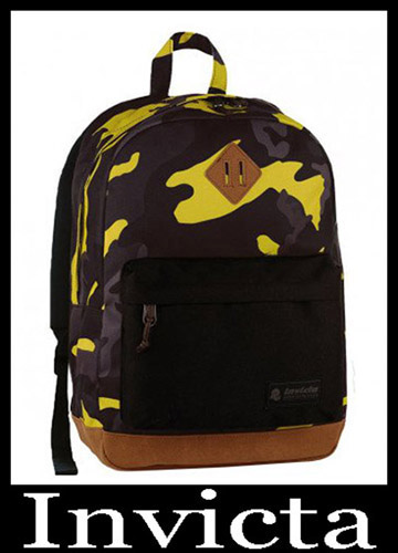 Backpacks Invicta 2018 2019 Student Girls New Arrivals 19