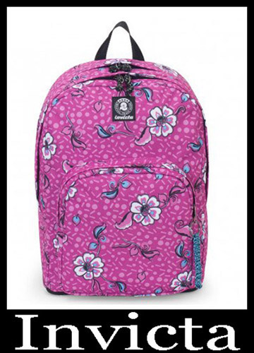 Backpacks Invicta 2018 2019 Student Girls New Arrivals 2