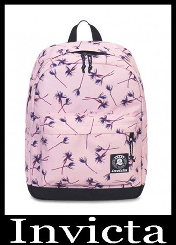 Backpacks Invicta 2018 2019 Student Girls New Arrivals 24