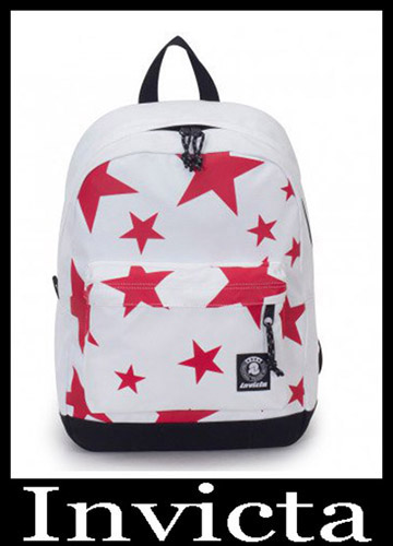 Backpacks Invicta 2018 2019 Student Girls New Arrivals 4