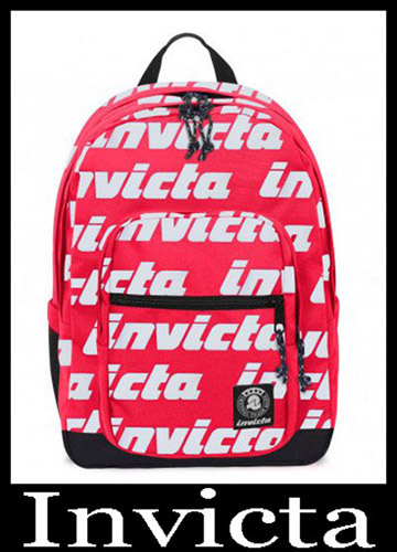 Backpacks Invicta 2018 2019 Student Girls New Arrivals 5