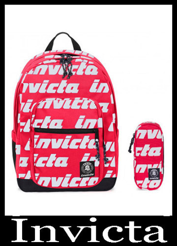 Backpacks Invicta 2018 2019 Student Girls New Arrivals 6