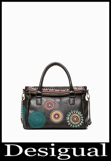 Bags Desigual 2018 2019 Women's New Arrivals Winter 12