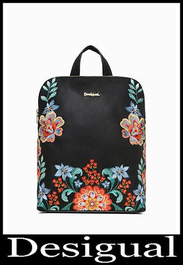 Bags Desigual 2018 2019 Women's New Arrivals Winter 13