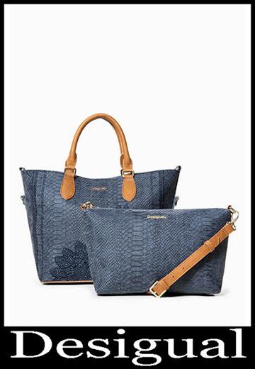 Bags Desigual 2018 2019 Women's New Arrivals Winter 16