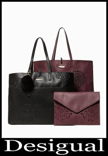 Bags Desigual 2018 2019 Women's New Arrivals Winter 18