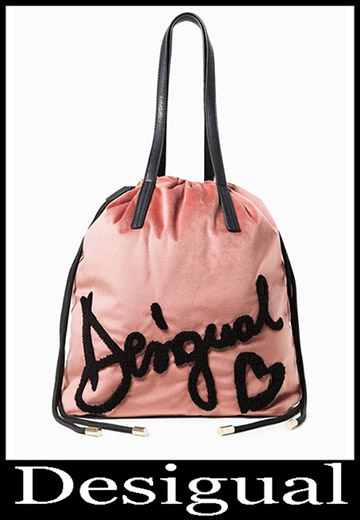 Bags Desigual 2018 2019 Women's New Arrivals Winter 23