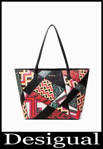 Bags Desigual 2018 2019 Women's New Arrivals Winter 5