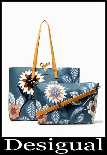 Bags Desigual 2018 2019 Women's New Arrivals Winter 7