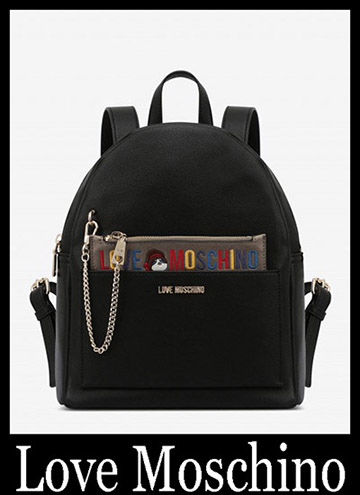 Bags Love Moschino 2018 2019 Women's New Arrivals 1
