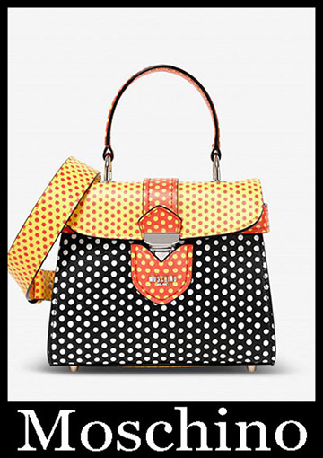 Bags Moschino 2018 2019 Women's New Arrivals Look 10
